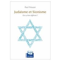 Judaïsme et sionisme