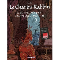 Le chat du rabbin tome 6