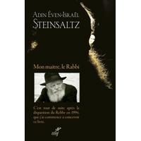 Mon maitre le Rabbi