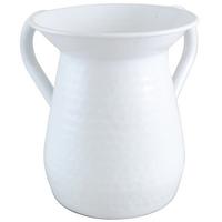 Keli en métal blanc (13 cm)