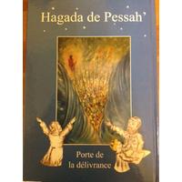 Hagada  de Pessah traduite mot à mot éd de la délivrance