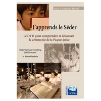 DVD J'apprends le seder