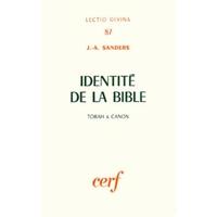 Identité de la Bible