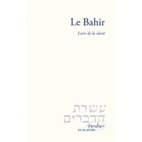 Le Bahir le livre de la clarté