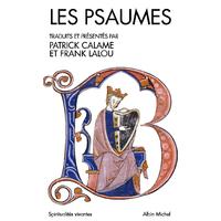 Les psaumes de Patrick Calame et Franck Lalou