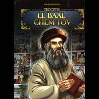 BD Récits du Baal Chem tov d'Abraham Zmora