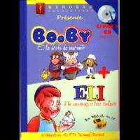 Bobby et la drôle de marmite , livre + CD
