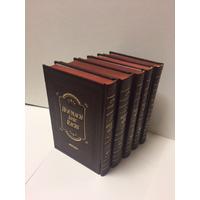 les 5 volumes du pentateuque bilingue avec rachi traduit