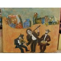 Les musiciens de Jérusalem