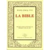 Bible petit format bilingue brochée