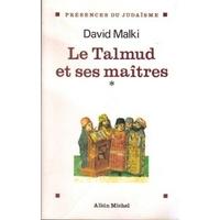 Le Talmud et ses maîtres