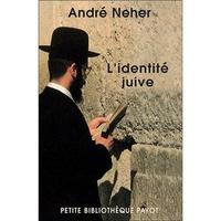 L'identité Juive