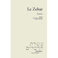 Le Zohar Genèse tome 1  Bérechit, Noah , Lekh lekha