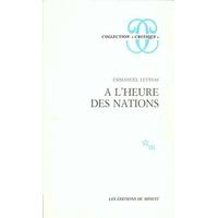 A l'heure des nations