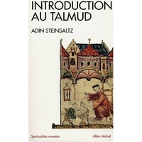 Introduction au Talmud d'Adin Steinsaltz