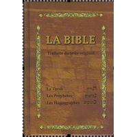 la Bible reliée en Français des éditions Saraël