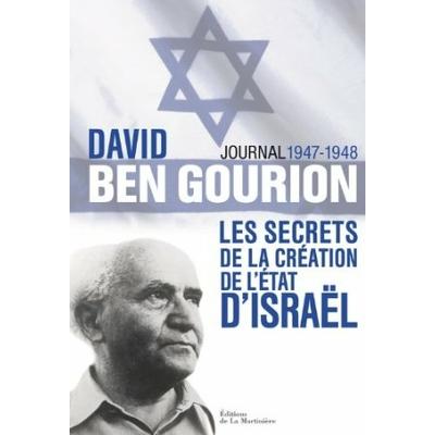 David Ben Gourion Journal 1947-1948