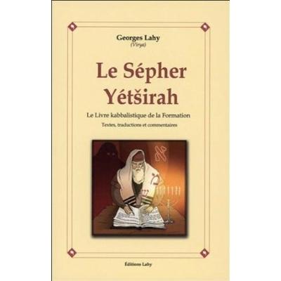 le Sepher Yetsirah de Georges Lahy