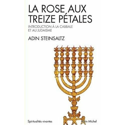 La rose aux treize pétales d'Adin Steinsaltz