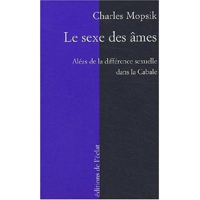 Le sexe des âmes de Charles Mopsik