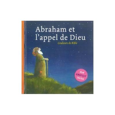 Abraham et l'appel de Dieu Livre et DVD