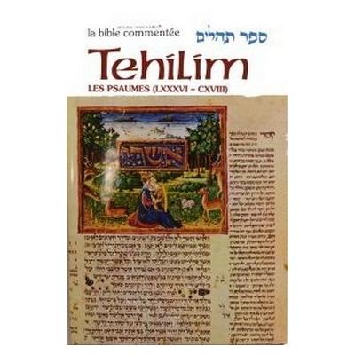 Tehilim / Psaumes Tome IV (LXXXVI - CXVIII)
