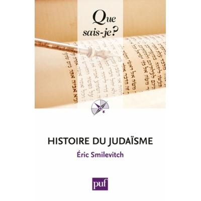 Histoire du judaisme d'Eric Smilevitch
