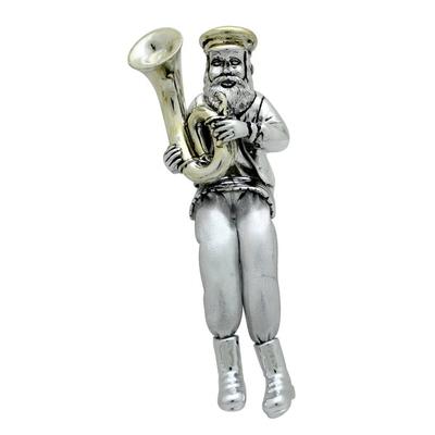 Figurine biblot tuba