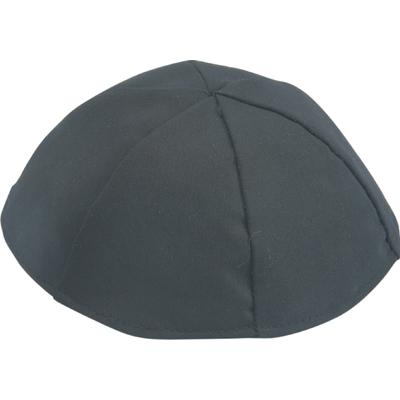 Kippa en tissu noir (Petite Taille)