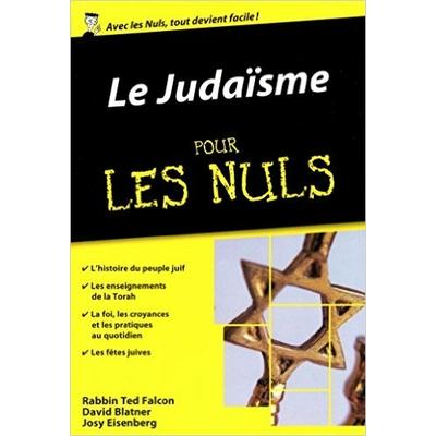 Le Judaïsme pour les nuls (format de poche)