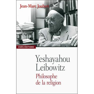 Leibovitz, philosophe de la religion