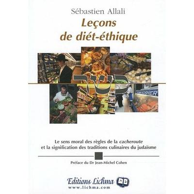 Leçons de dièt-éthique de Sébastien Allali