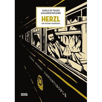 BD HERZL, une histoire européenne