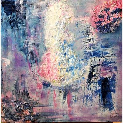 La Création de la peintre Israelienne Sarah D.