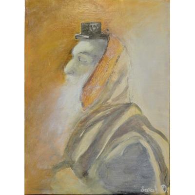 le rabbin aux téfilines