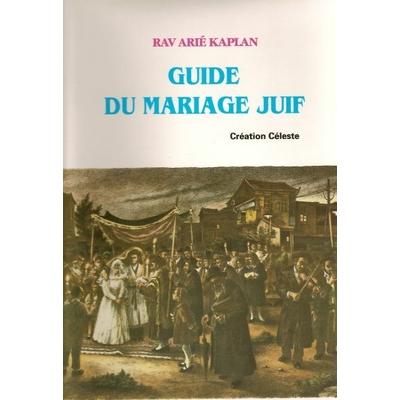 Le guide du mariage juif