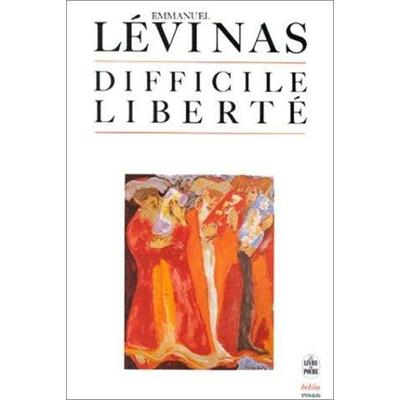 Difficile liberté d'Emmanuel Levinas