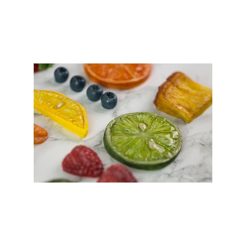 Moule en silicone - Fruit