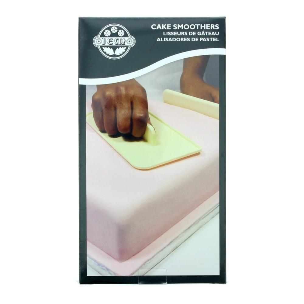Lisseur à gâteau - Lot de 2