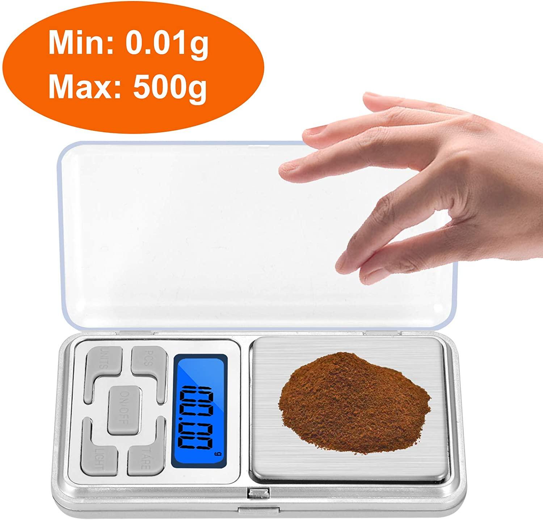Mini Balance de Cuisine - Electronique
