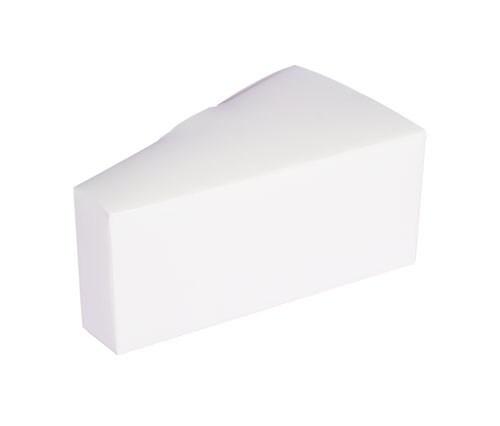 Boîte à part de gâteau - Blanc