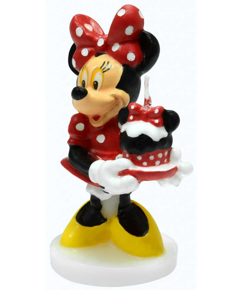Bougie 3D Minnie