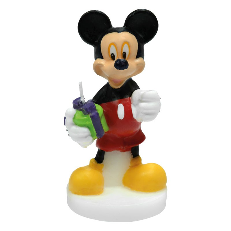 Bougie 3D Mickey