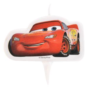 Bougie 2D Flash McQueen