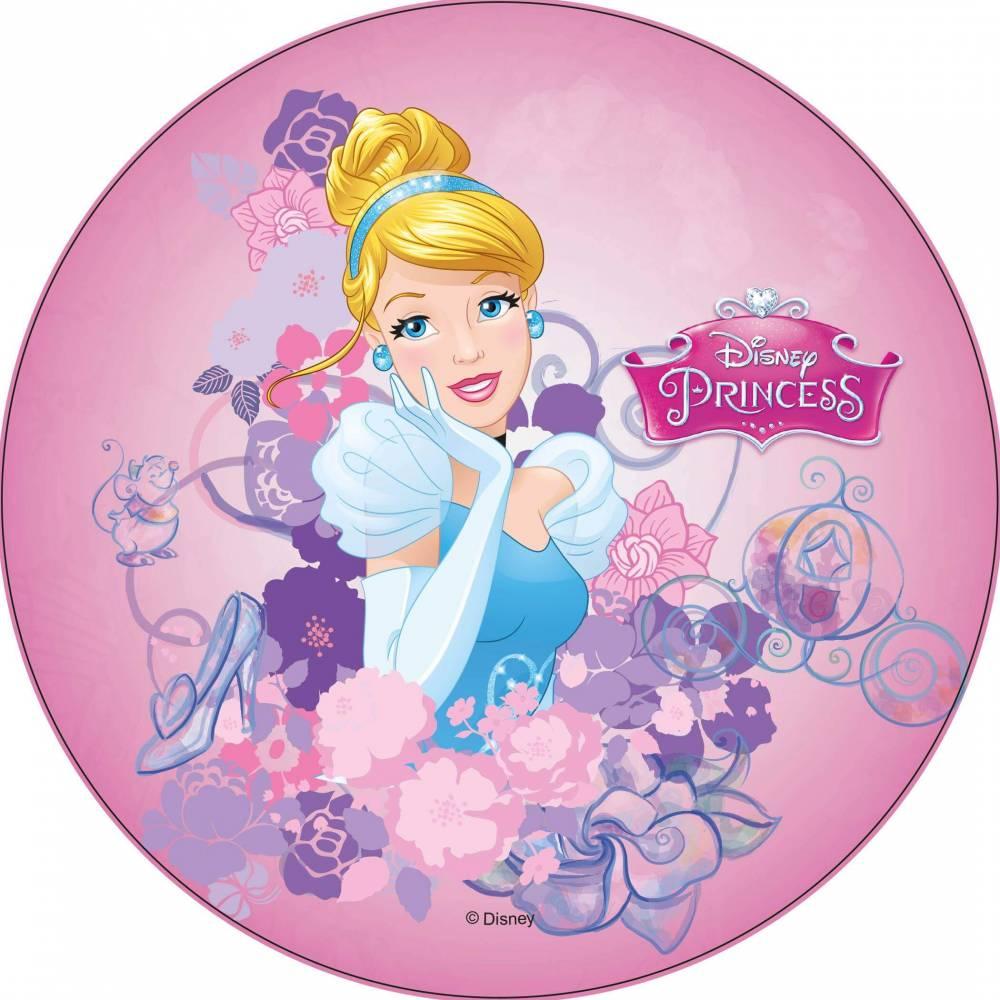 Disque Azyme Princesse CENDRILLON