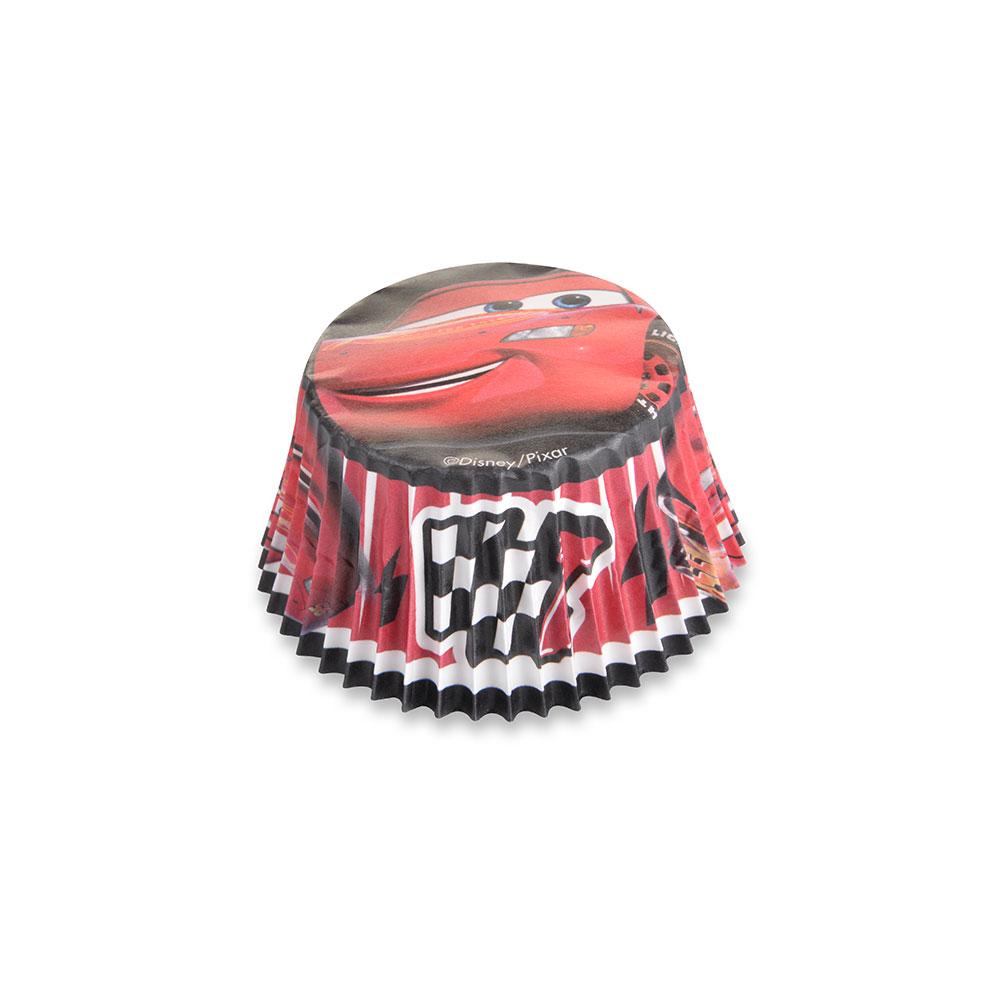 Caissettes à cupcake - Cars- Lot de 50