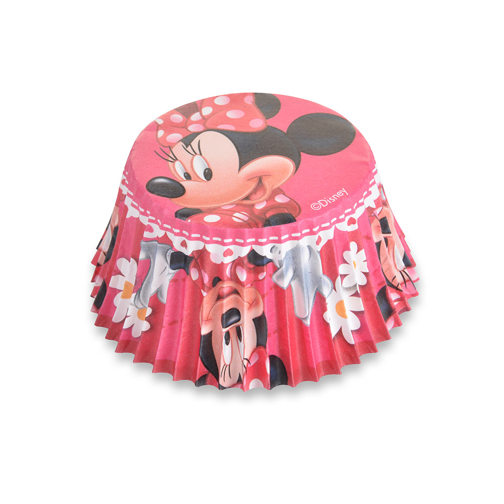 Caissettes à cupcake - Minnie- Lot de 50