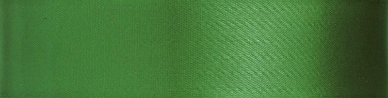 Ruban en satin double face 1M - Grass- Choisir la taille
