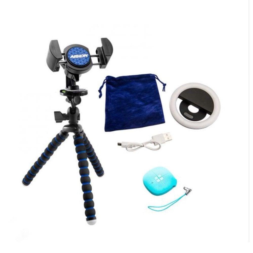 Kit Photo - Tripod et Ring Light Bundle