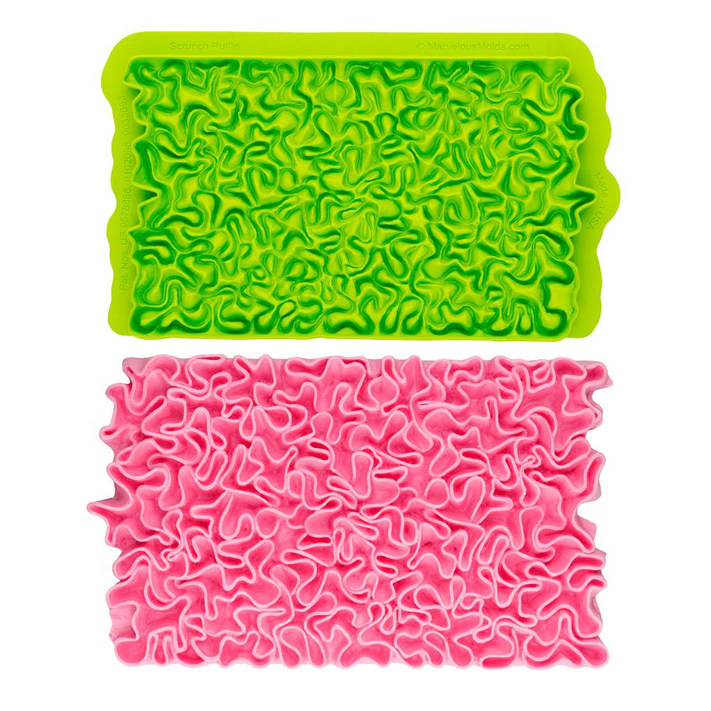 Moule Marvelous – Scrunch Ruffle